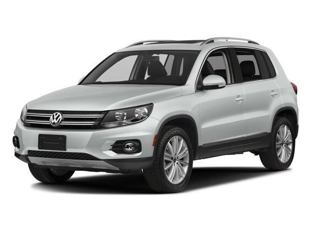 2018 Volkswagen Tiguan Limited 2 0t Ellisville Mo St