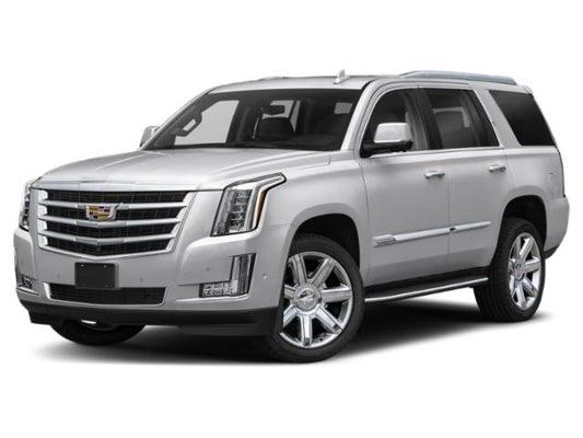 2020 Cadillac Escalade 4wd 4dr Premium Luxury