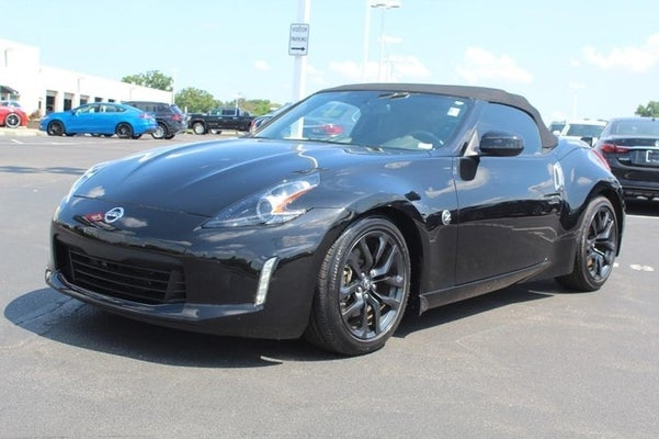 2018 Nissan 370z Roadster Touring In Ellisville Mo Bommarito Automotive Group