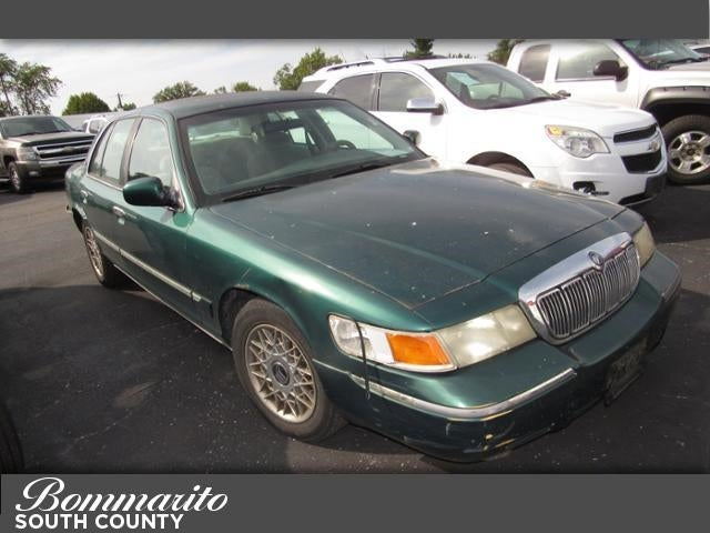2001 mercury grand marquis ellisville mo st peters st louis hazelwood missouri 2mefm74w41x623385 bommarito automotive group