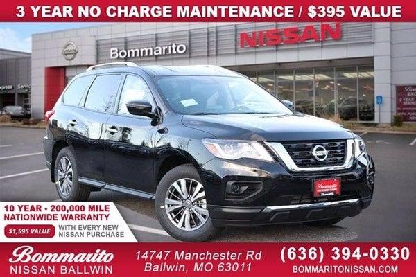 2020 Nissan Pathfinder S Ellisville Mo St Peters St Louis Hazelwood Missouri 5n1dr2anxlc637568