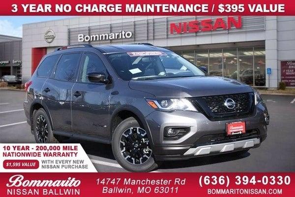 2020 Nissan Pathfinder Sv Ellisville Mo St Peters St Louis Hazelwood Missouri 5n1dr2bm2lc641409