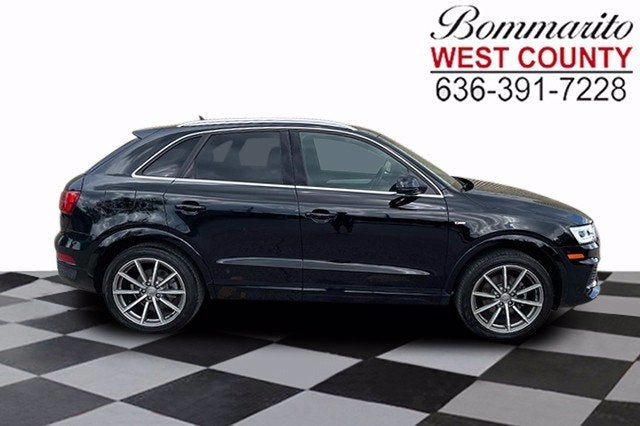 Audi Q Premium Plus Ellisville MO St Peters St Louis - 2018 audi q3
